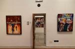 """""""Pennellate e stesure di colori sulle tele e sulle tavole di A. Khaled"""" - Laboratorio per bambini presso il Museo Le Carceri di Asiago - 12 settembre 2020"""