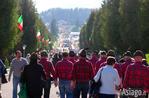 Asiago ist das Sammeln von Alpini von Triveneto 2020 Gastgeber.