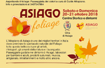 Asiago Foliage: un appuntamento imperdibile