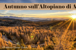 Foliage on the Asiago Plateau: events and activities to experience autumn in the Seven Municipalities