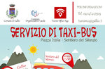 Taxi-bus service from Gallium to silence path-July/August 2018