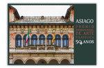 Asiago in portugiesischer Version - Die Postkarte für den 50. Asiago International Philharmonic Art Prize