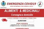 EMERGENZA COVID19 - Lieferung von Lebensmitteln und Medikamenten an ältere und gebrechliche Menschen in Roana und Weilern