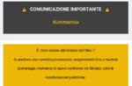 Karnevalsdemonstrationen abgesagt und Schulen in der Gemeinde lusiana Conco geschlossen