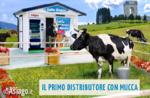Der erste Vertriebspartner von Frischmilch mit Kuh in Asiago eingeweiht