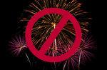Verbot der Verwendung von Feuerwerkskörpern, Trommeln und pyrotechnische Geräte im gesamten Gebiet der Comune di Roana