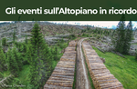 Remembering Vaia: the events on the Asiago Plateau for the first anniversary of the storm
