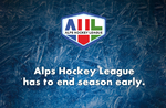 Alps Hockey League Saison endet früh