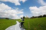 Der neue Radweg und Gehweg auf der Hochebene von Asiago eingeweiht