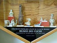 Das Museum der Cuchi Cesuna, eine einzigartige Sammlung, die Wahrscheinlichkeit