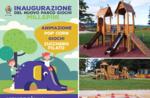 Einweihung des neuen Millepini-Spielplatzes von Asiago