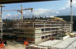 Proseguono i lavori al nuovo ospedale di Asiago