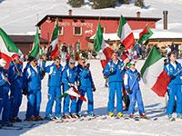 Die Altopiano di Asiago hat eine neue Skischule: Lärche geboren – Val Ant
