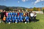 Frauenfußball ist zurück in Asiago