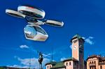 """Auf der Hochebene von Asiago kommt den ersten Dienst der """"Taxi-Drohne"""" in Europa!"""