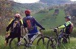 Escursione con le Guide MTB sul Monte Xausa e dintorni