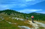 Rundgang durch das historische Territorium Wälle, Highland hoch,