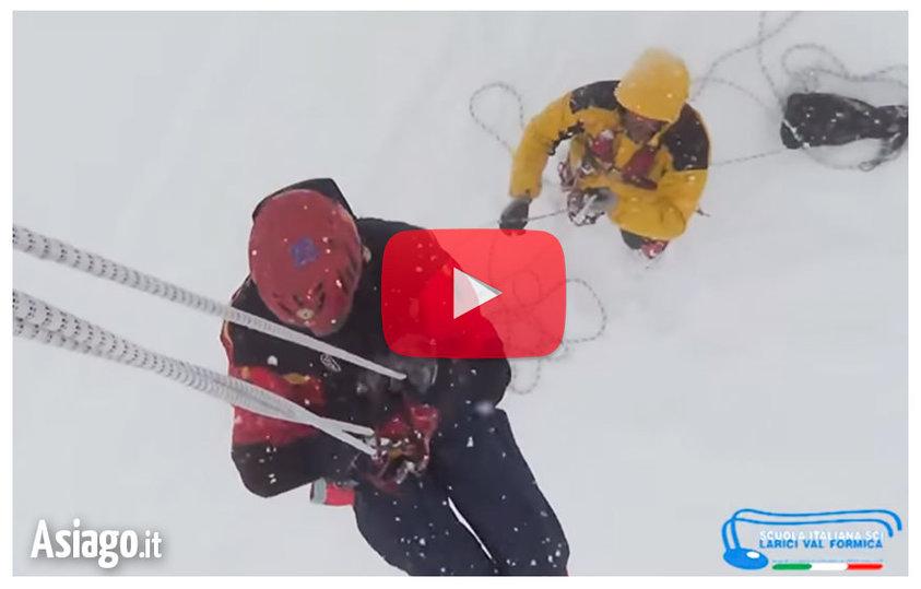 Video della nevicata del 29 febbraio 2016 sul verena for Asiago dove dormire