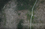 La Piana di Marcesina vista dall