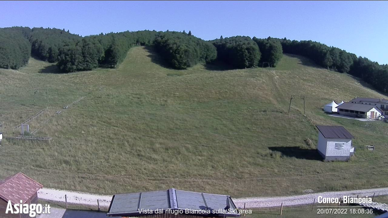 webcam sciovie biancoia