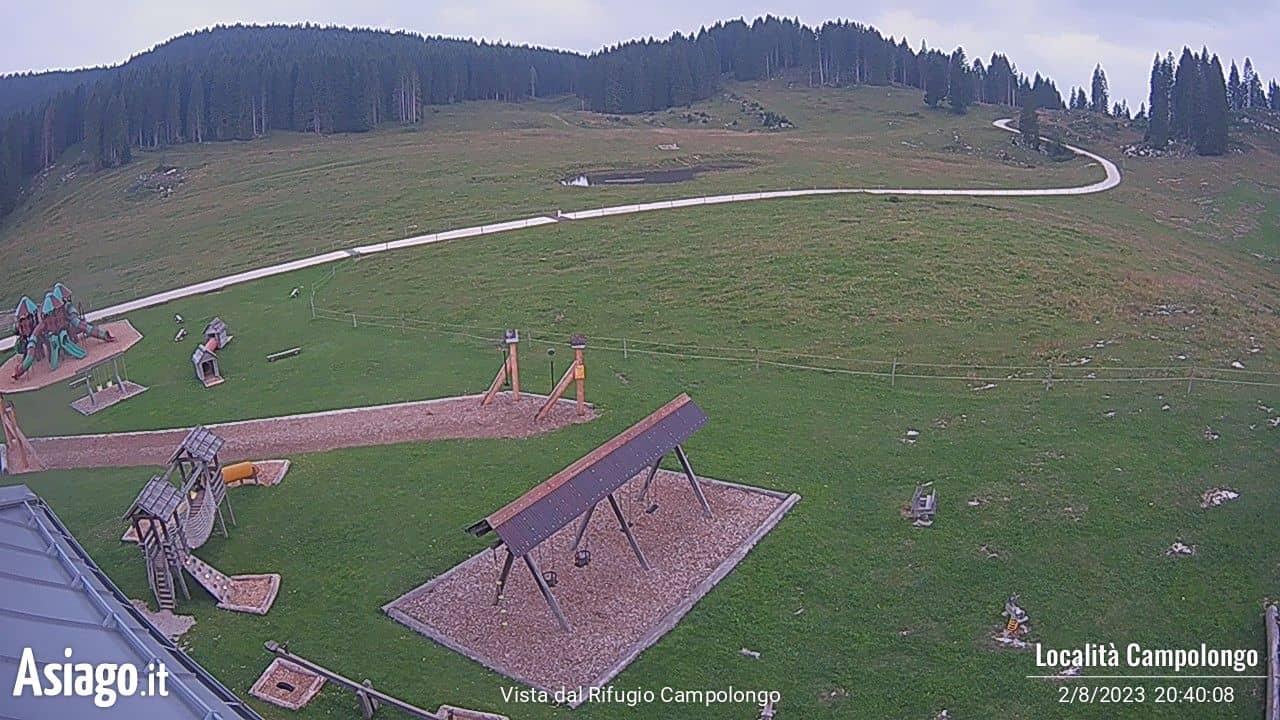 Webcam Live La Baitina Asiago