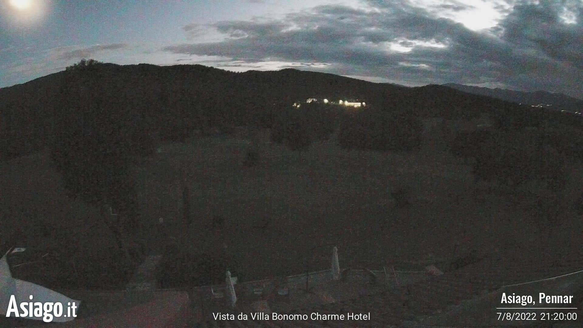 Webcam Golf Asiago