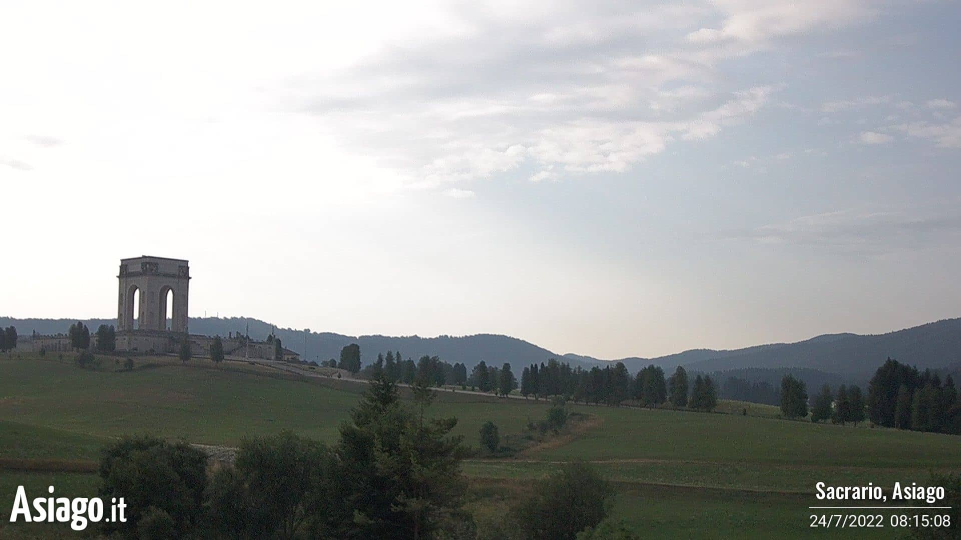 Webcam Millepini Asiago