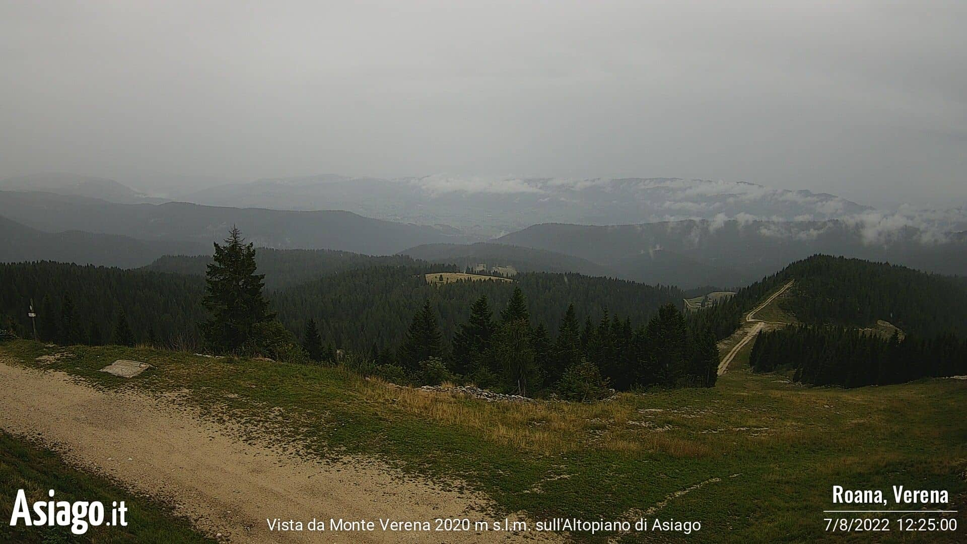 Webcam Altopiano di Asiago