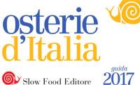 Slow Food Osterie d'Italia 2017