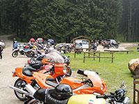 motociclette alla baita prunno asiago