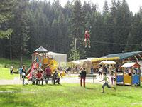 parco giochi bambini baita prunno asiago