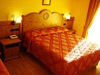 Camera matrimoniale Hotel Da Barba