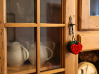 Dettaglio della sala colazioni
