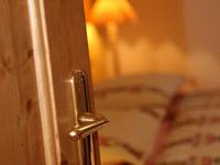 Ingresso romantico camera gialla