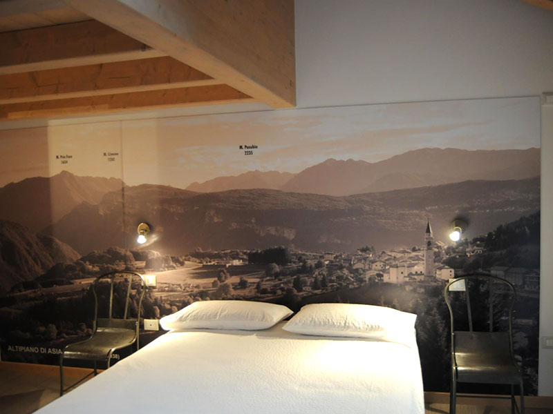 Rotzo foto b b h mmara altopiano di asiago 7 comuni - Camera da letto del papa ...