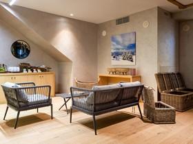 area relax con tisaneria spa sporting