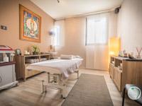 sala trattamenti estetici massaggi