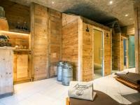 Relax e sauna alla Spa Natura Grüuntaal