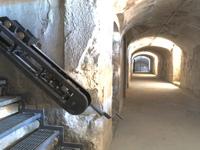 Ingranaggio meccanico ricostruito del Forte Lisser