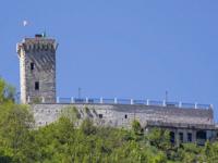 La Torre Scaligera vista panoramica