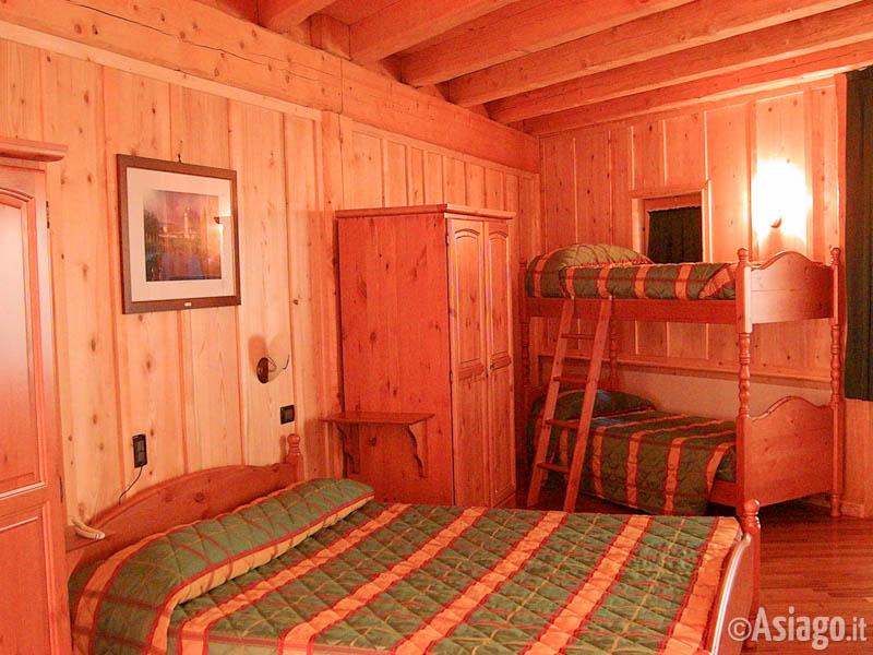 Albergo garn rendola asiago foto e descrizione camere for Hotel asiago prezzi