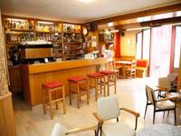 Sala bar Albergo Speranza