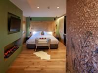 Camera Junior Suite, spaziosa, luminosa e dall'atmosfera rilassante