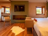 La junior suite dell hotel sporting