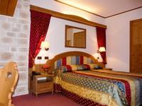 Camera doppia del Golf Hotel Villa Bonomo
