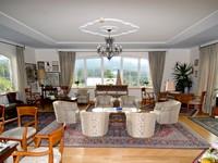 Vista panoramica dal salotto
