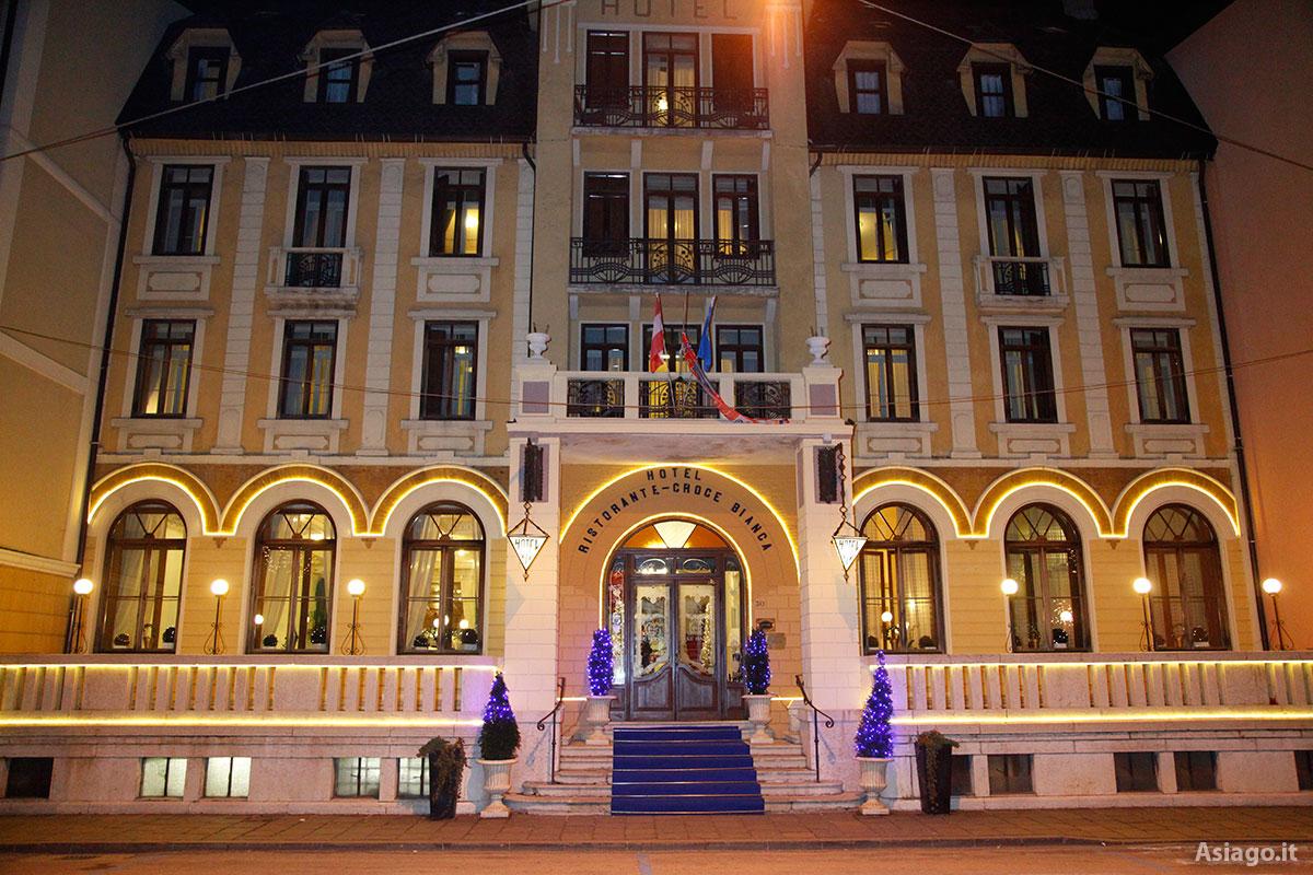 Asiago foto hotel croce bianca tre stelle altopiano di for Altopiano asiago hotel