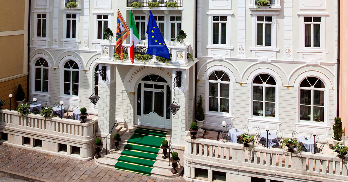 L'Hotel Croce Bianca