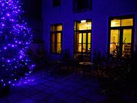 Albero di Natale esterno