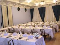Sala per il ristorante